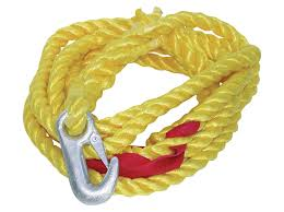 Polco 2 Tonne Tow Rope - 409.01