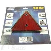 Maypole Reflective Trailer Triangle - Pair 016