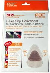 RAC Headlamp Beam Convertors - RO3801