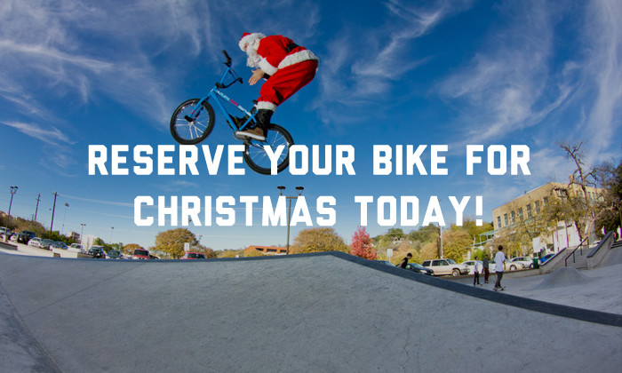 Christmas Bike Club